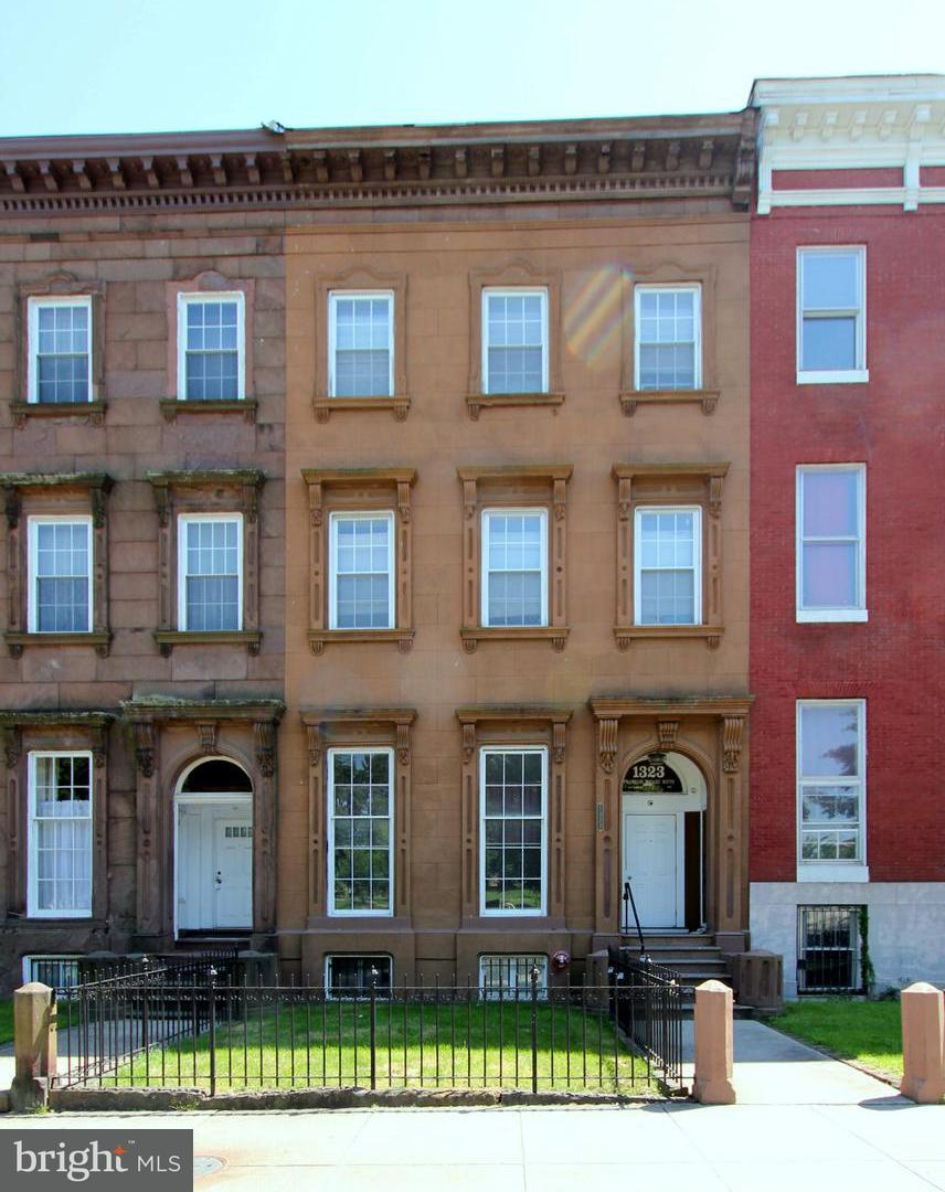 Single Family for Sale at 1323 Fayette St #3b Baltimore, Maryland 21223 United States