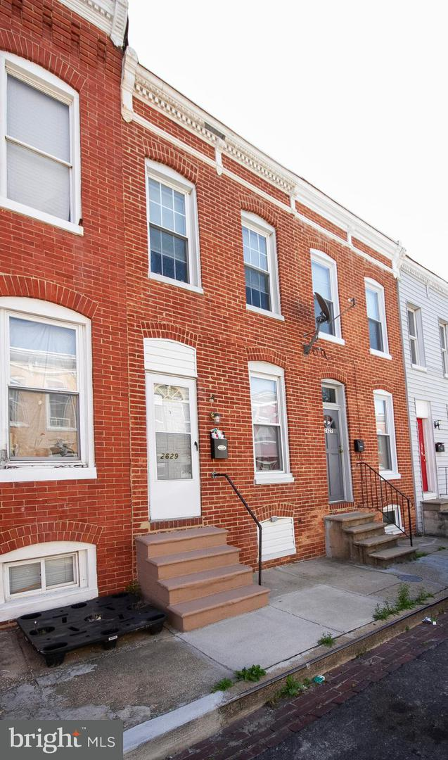Other Residential for Rent at 2629 Miles Ave Baltimore, Maryland 21211 United States