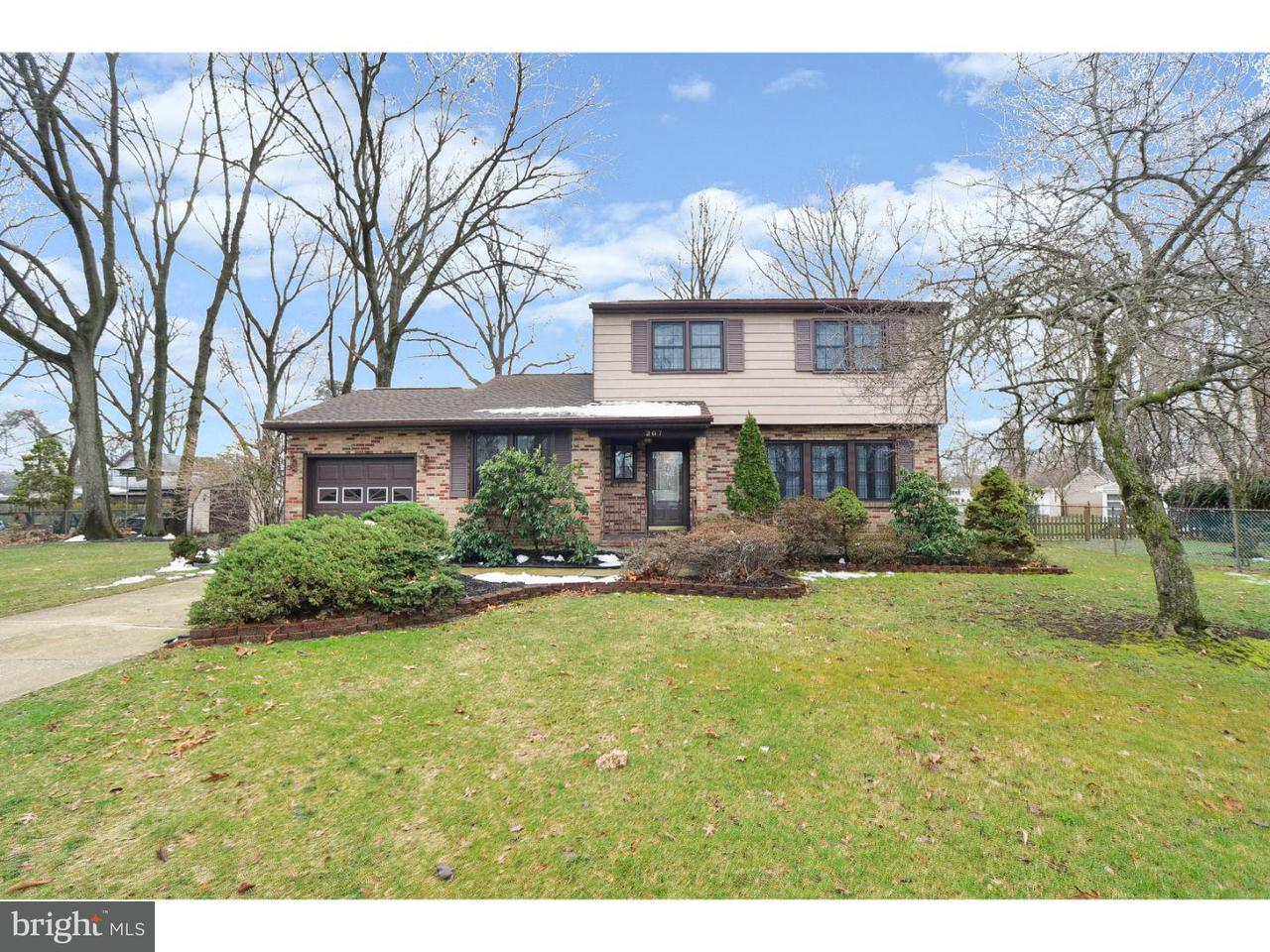 Single Family Home for Sale at 207 10TH Street National Park, New Jersey 08063 United States