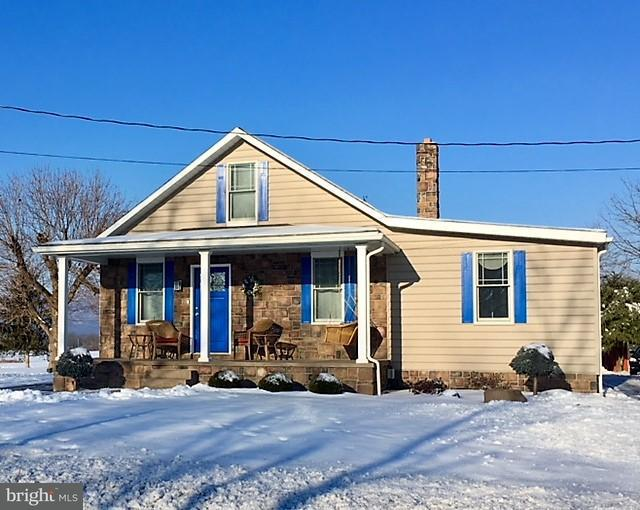 Single Family for Sale at 9745 Cumberland Hwy Pleasant Hall, Pennsylvania 17246 United States