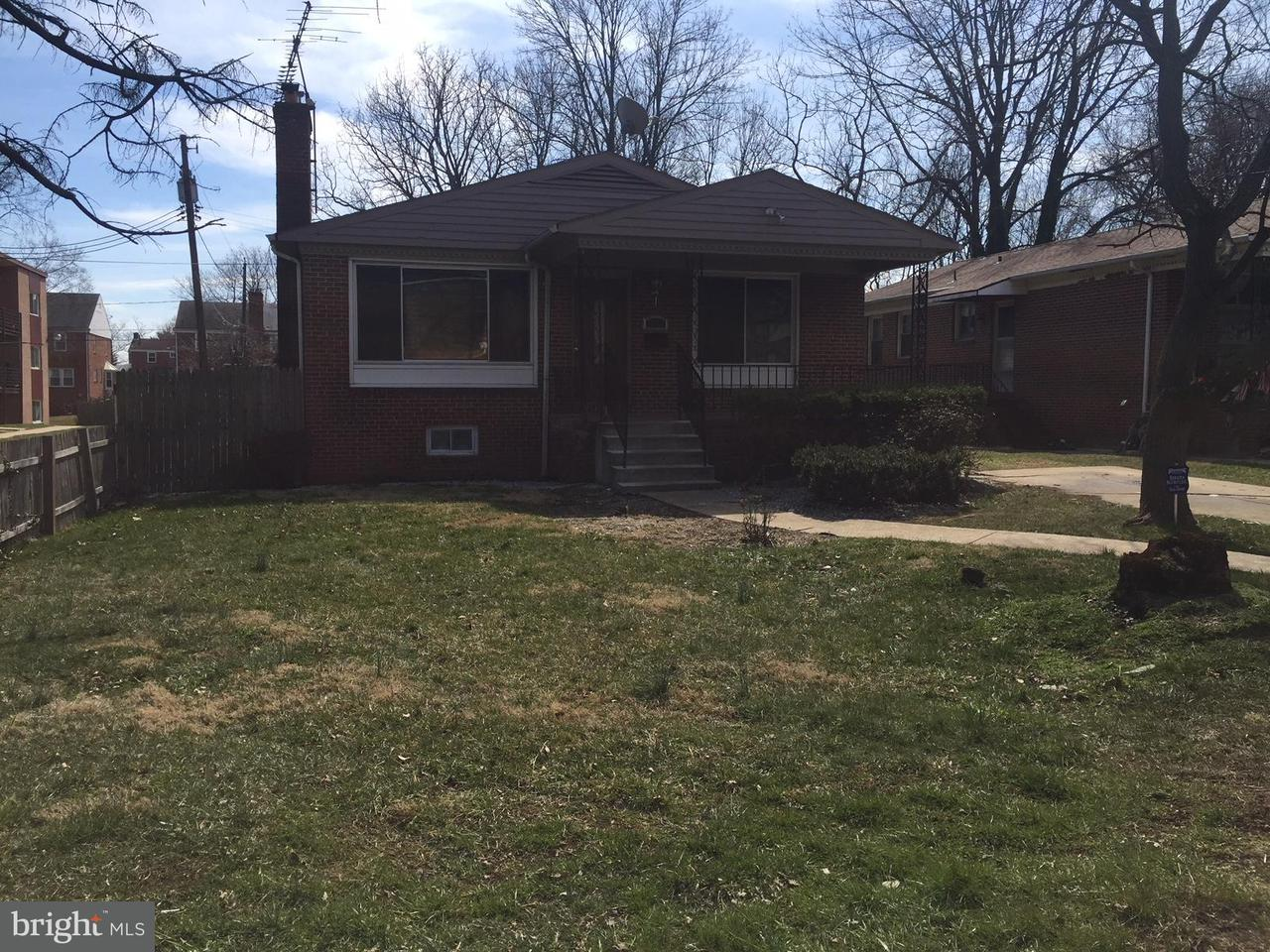 Single Family for Sale at 3711 Seven Mile Ln Baltimore, Maryland 21208 United States