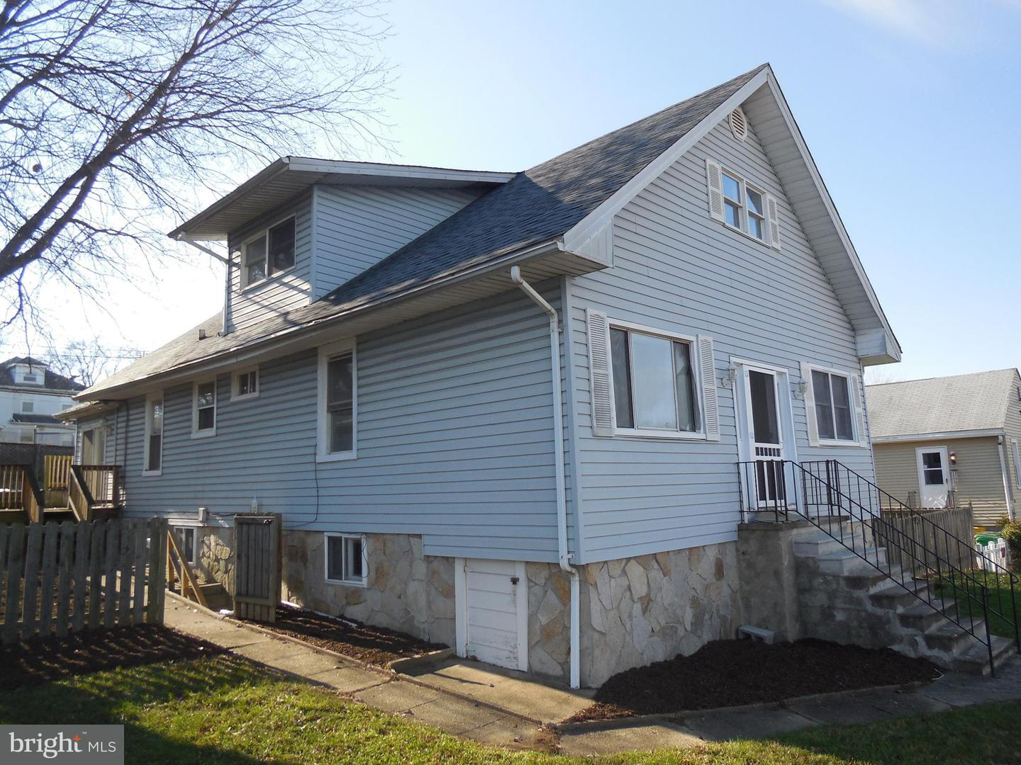 Single Family for Sale at 113 W Edgevale Rd Brooklyn, Maryland 21225 United States