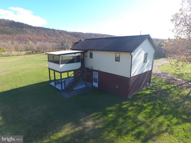 Single Family for Sale at 161 Lazy River Road Green Spring, West Virginia 26722 United States