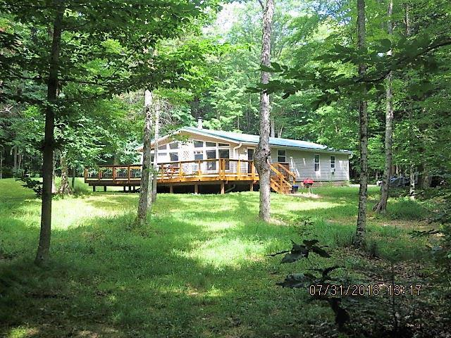 View Single-Family Home For Sale at W14761 FISHERMAN LANE, Wausaukee, WI