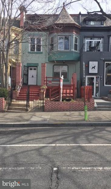 Single Family for Sale at 3607 14th St NW Washington, District Of Columbia 20010 United States