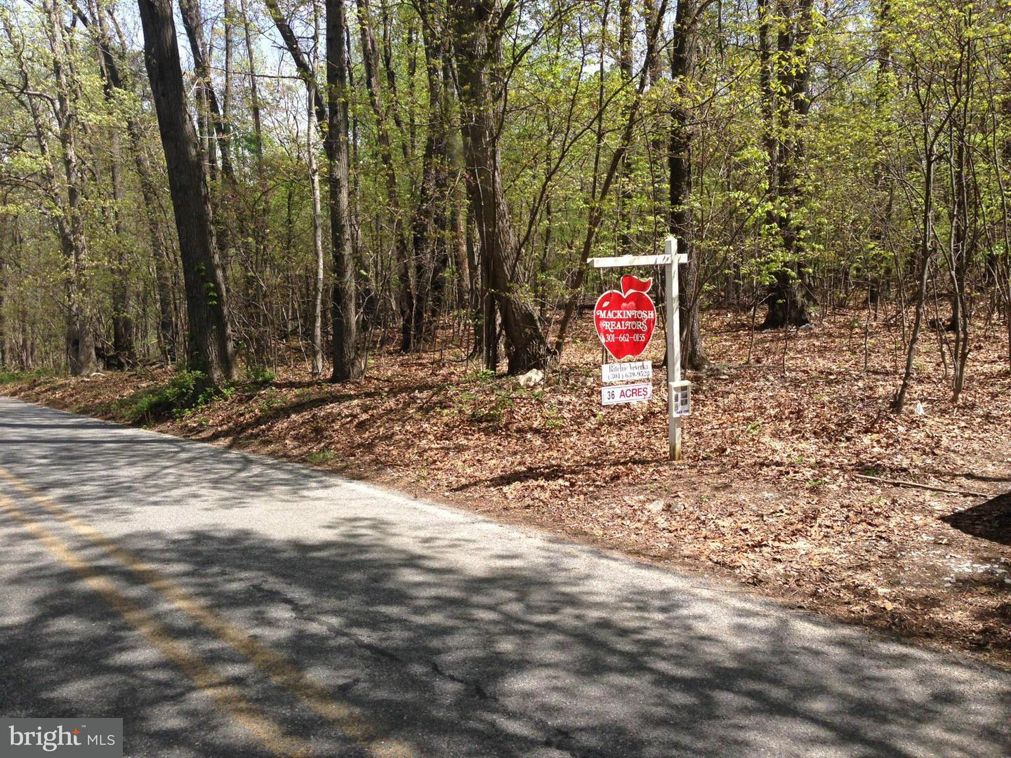 Land for Sale at Parcel 44 Hoffmaster Rd Knoxville, Maryland 21758 United States