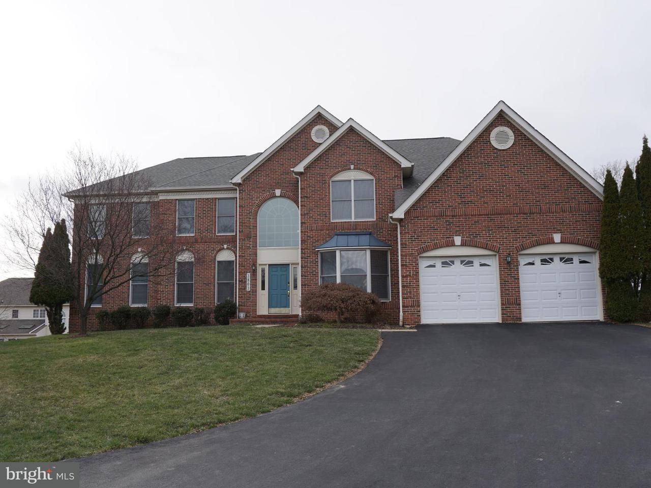 단독 가정 주택 용 매매 에 3803 Fox Valley Drive 3803 Fox Valley Drive Rockville, 메릴랜드 20853 미국