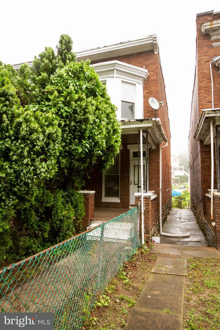 Single Family for Sale at 2157 Chelsea Ter Baltimore, Maryland 21216 United States