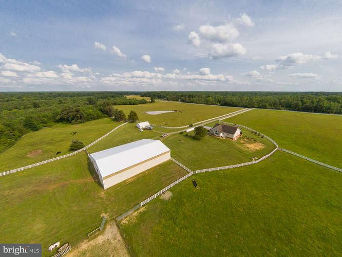 Farm for Sale at 9315 Paige Rd Woodford, Virginia 22580 United States