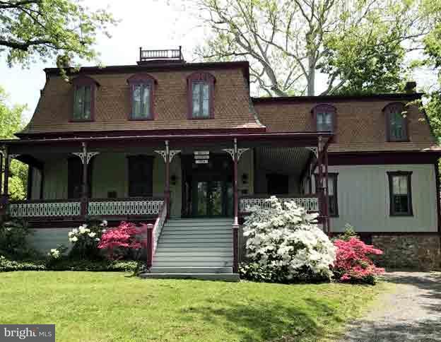 Single Family Home for Sale at 234 Fairfax Street 234 Fairfax Street Berkeley Springs, West Virginia 25411 United States