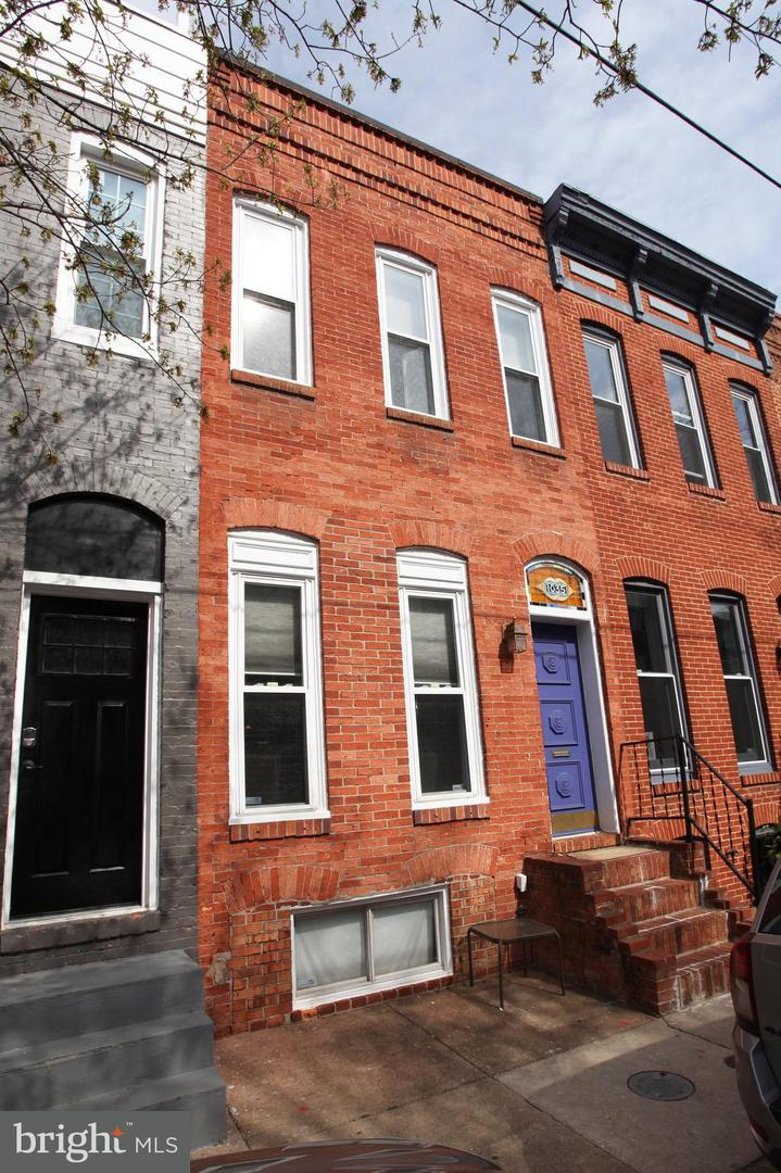Other Residential for Rent at 1035 Riverside Ave Baltimore, Maryland 21230 United States