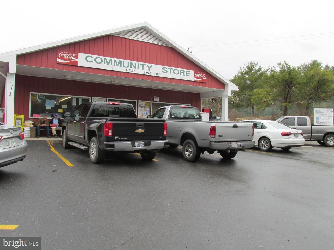 Commercieel voor Verkoop een t 1502 Orkney 1502 Orkney Basye, Virginia 22810 Verenigde Staten