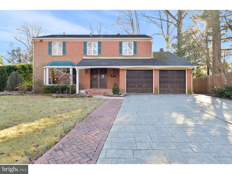 Casa Unifamiliar por un Venta en 169 RUGBY Place Woodbury, Nueva Jersey 08096 Estados Unidos