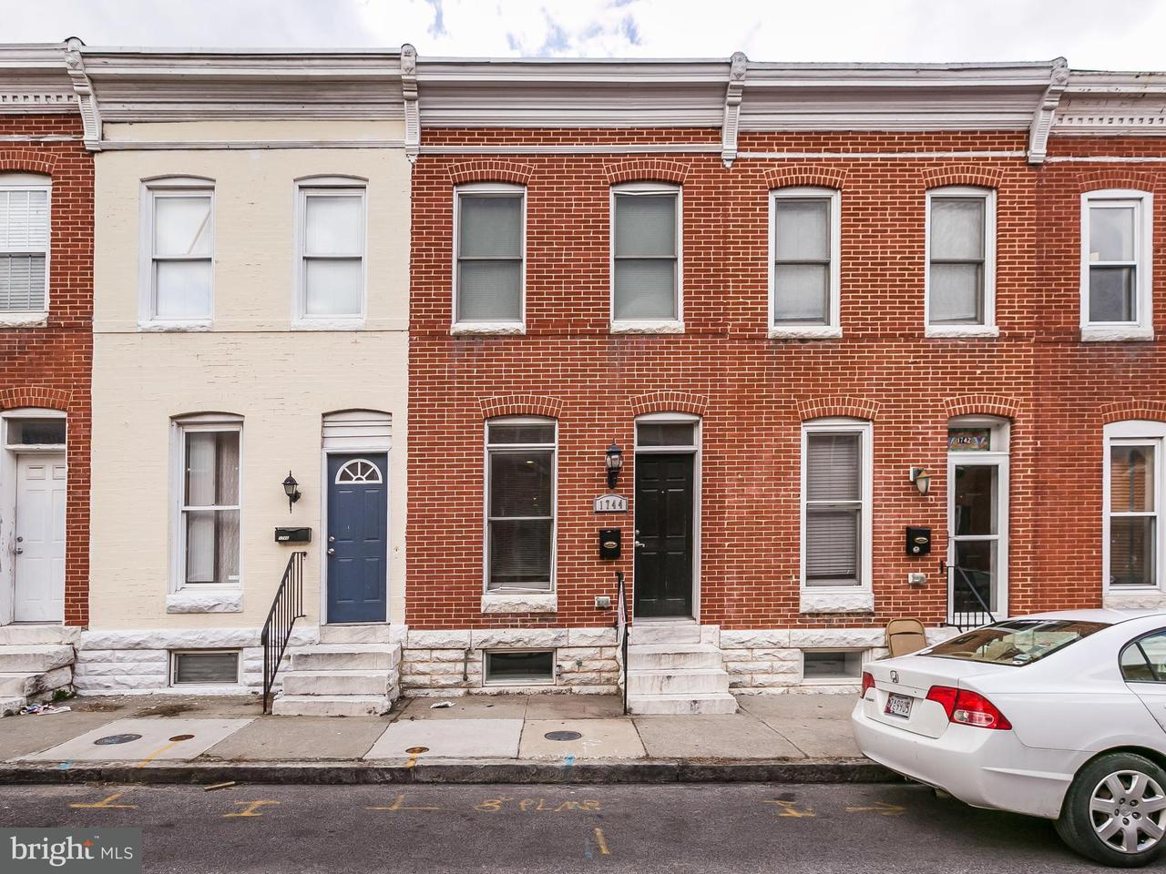 Other Residential for Rent at 1744 Clarkson St Baltimore, Maryland 21230 United States