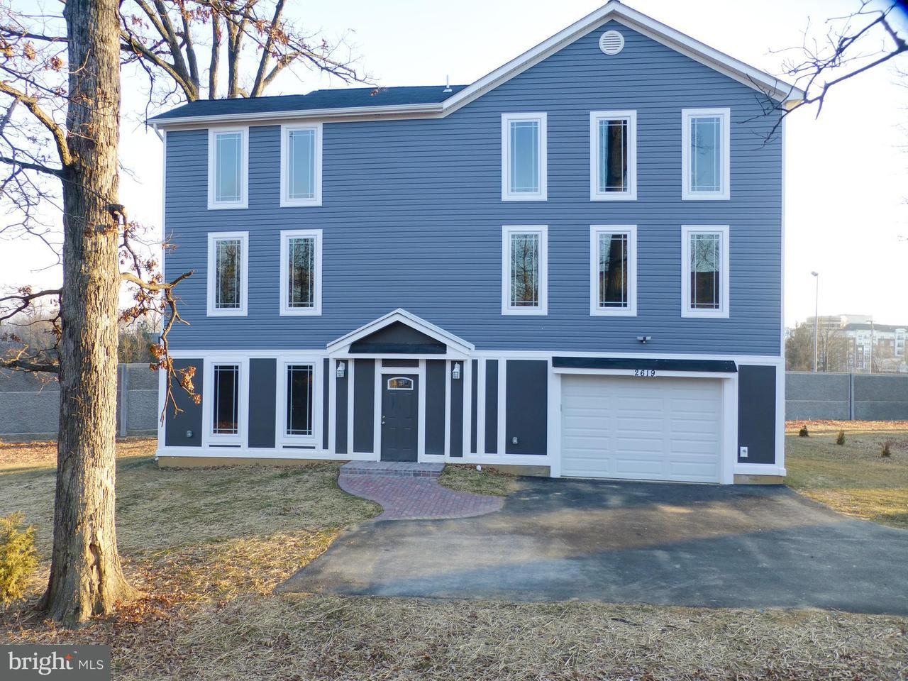 Maison unifamiliale pour l Vente à 2619 Stenhouse Place 2619 Stenhouse Place Dunn Loring, Virginia 22027 États-Unis
