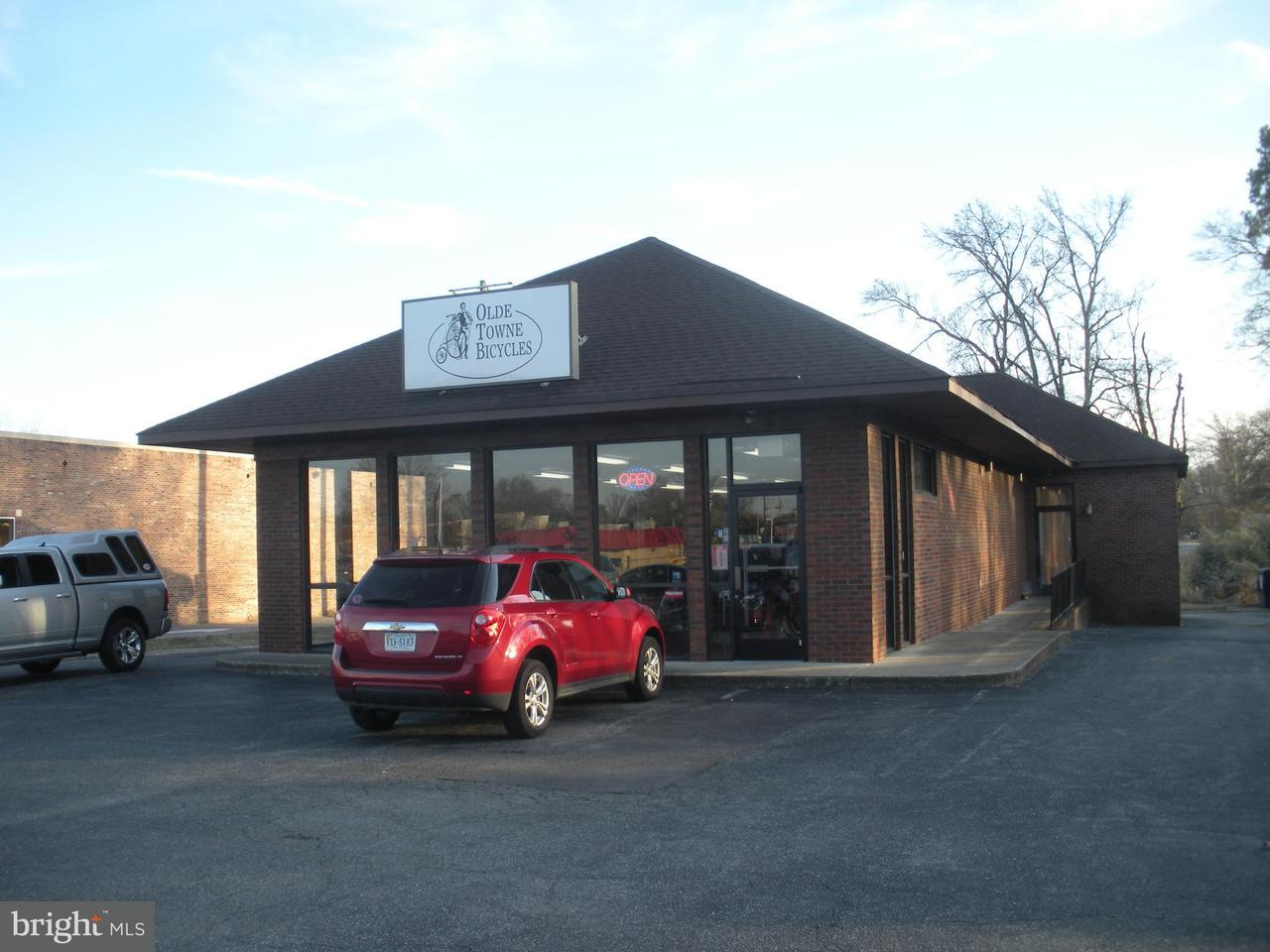 Commercial for Sale at 605 England St Ashland, Virginia 23005 United States