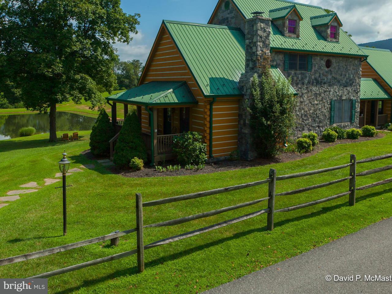 Villa per Vendita alle ore Songbird Lane Songbird Lane Berkeley Springs, Virginia Occidentale 25411 Stati Uniti