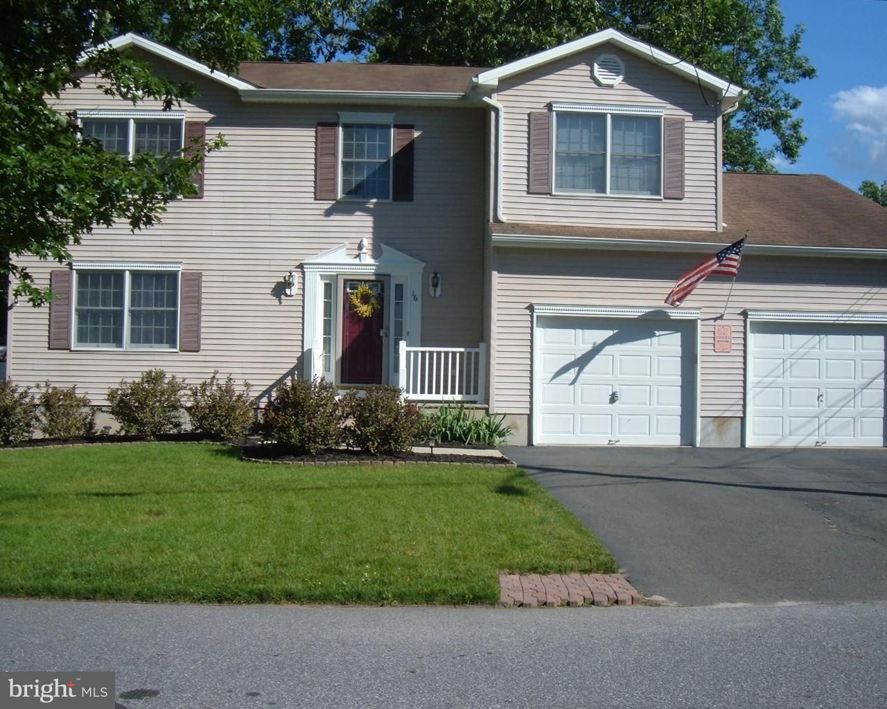 独户住宅 为 销售 在 16 BELL Place Browns Mills, 新泽西州 08015 美国