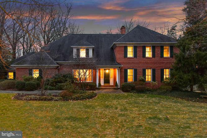 Single Family for Sale at 7116 Longwood Dr Bethesda, Maryland 20817 United States