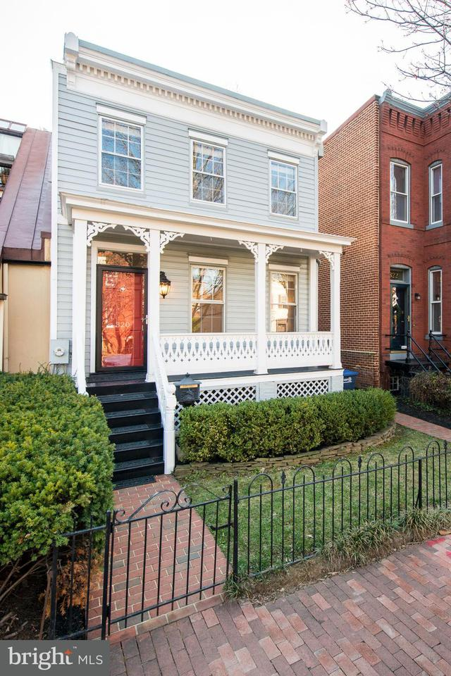Single Family for Sale at 320 9th St SE Washington, District Of Columbia 20003 United States