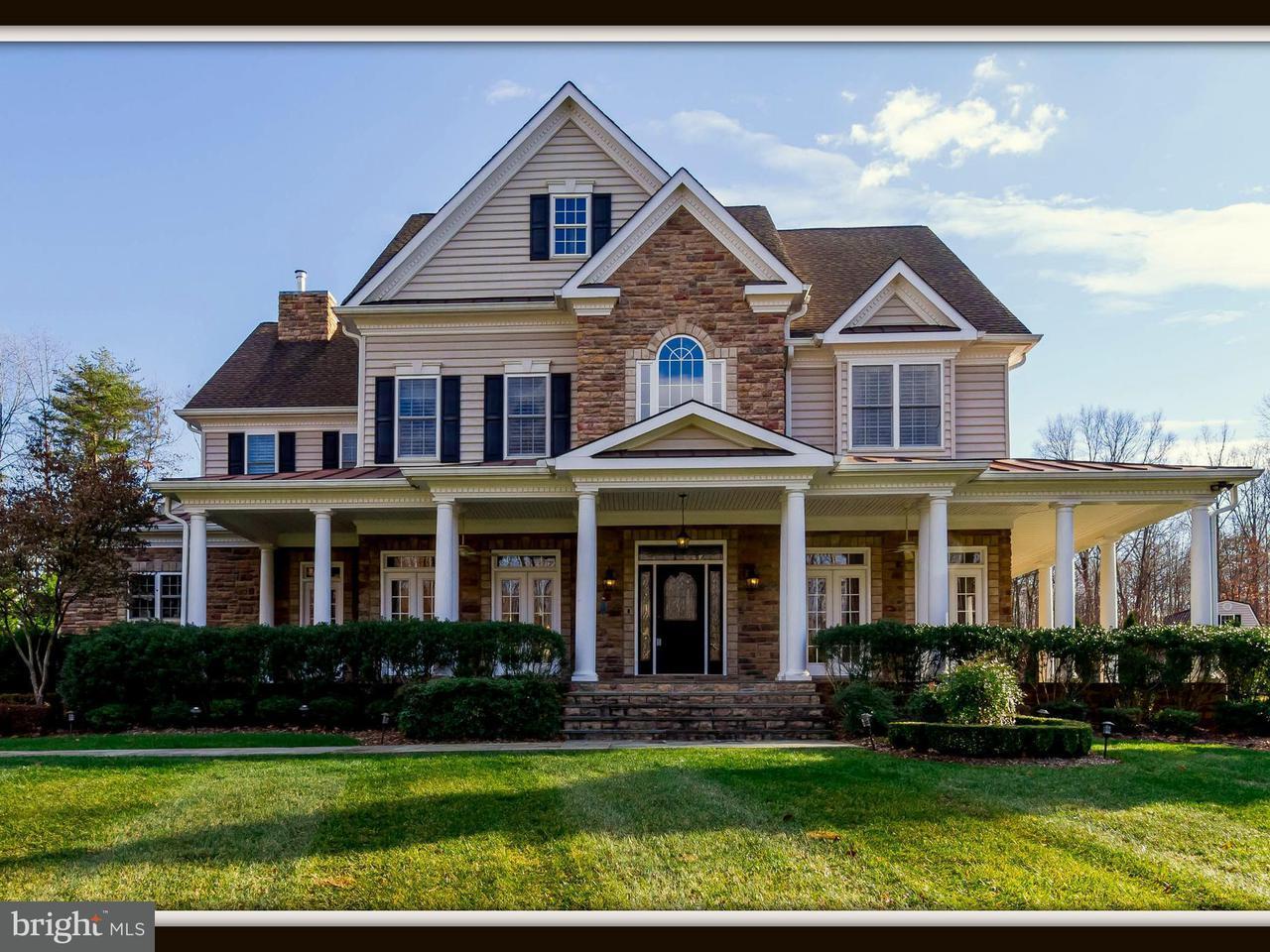 단독 가정 주택 용 매매 에 78 Partridge Lane 78 Partridge Lane Stafford, 버지니아 22556 미국