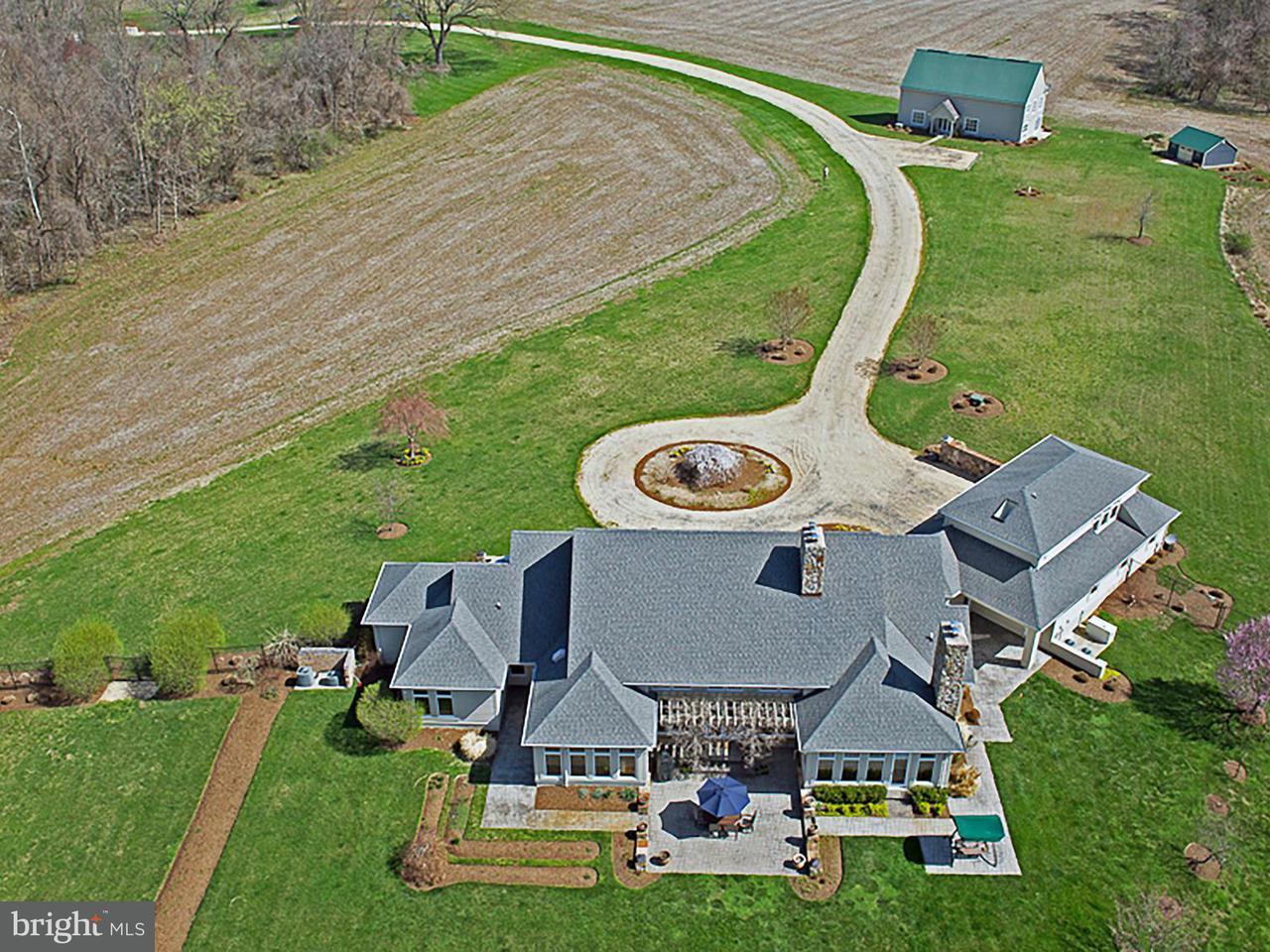 Farm for Sale at 5689 Greenock Road 5689 Greenock Road Lothian, Maryland 20711 United States