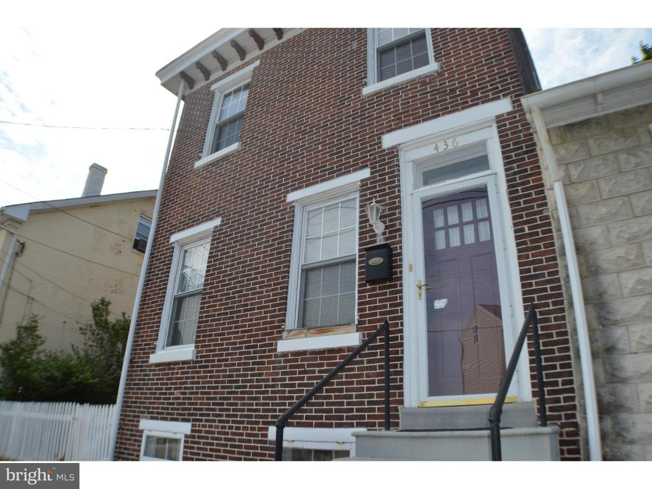 独户住宅 为 出租 在 436 FORD Street Bridgeport, 宾夕法尼亚州 19405 美国