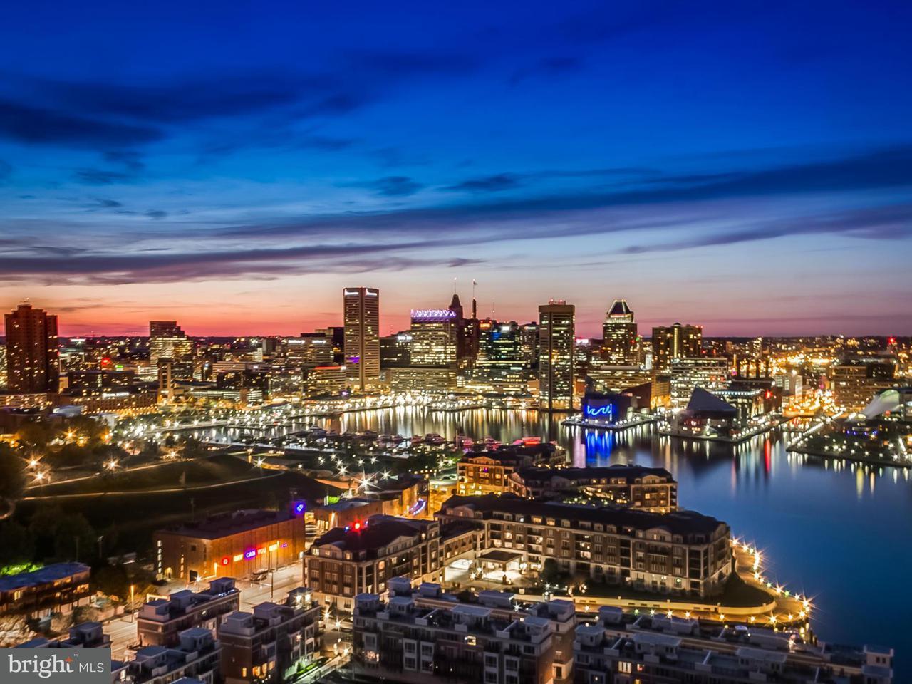 Condominium for Rent at 100 Harborview Dr #ph1b Baltimore, Maryland 21230 United States