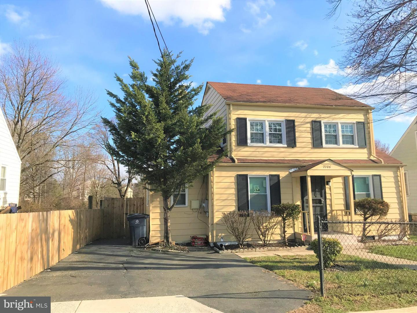 Other Residential for Rent at 2706 Parkland Dr District Heights, Maryland 20747 United States