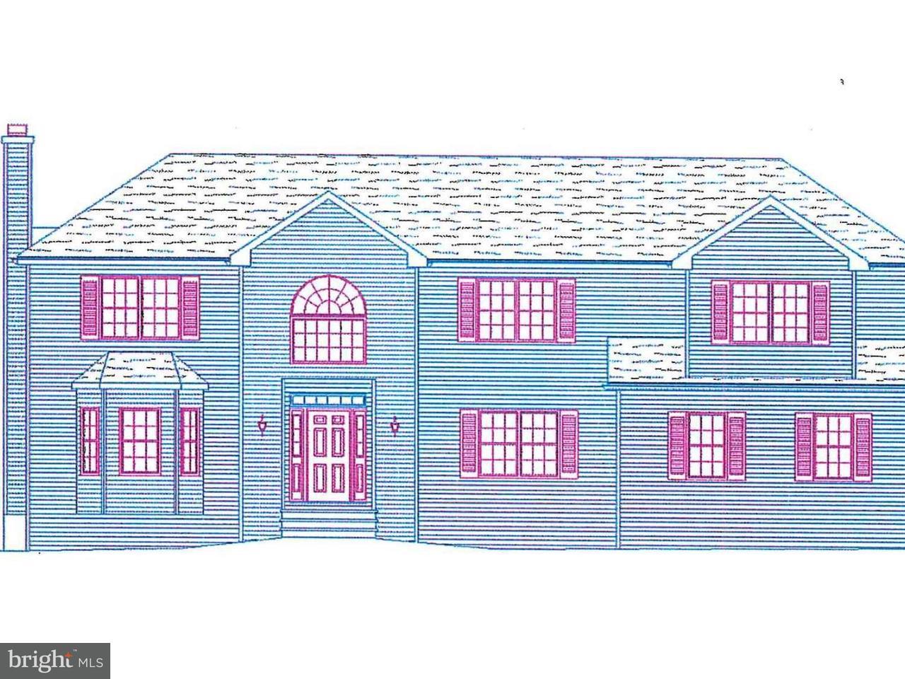 Частный односемейный дом для того Продажа на 6C SIENNA CT #1 Robbinsville, Нью-Джерси 08691 Соединенные ШтатыВ/Около: Robbinsville Township