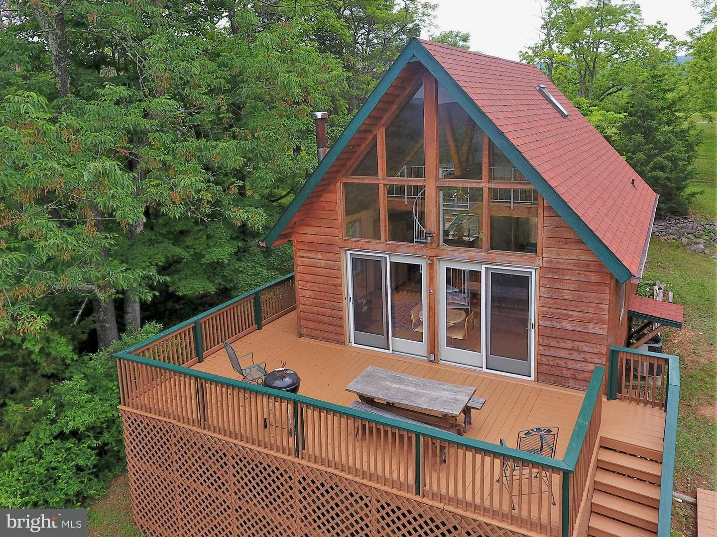 Single Family for Sale at 584 Tom's Knob Approach Lost River, West Virginia 26810 United States
