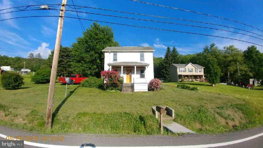 Single Family for Sale at 13410 Upper Georges Creek Rd Midland, Maryland 21542 United States