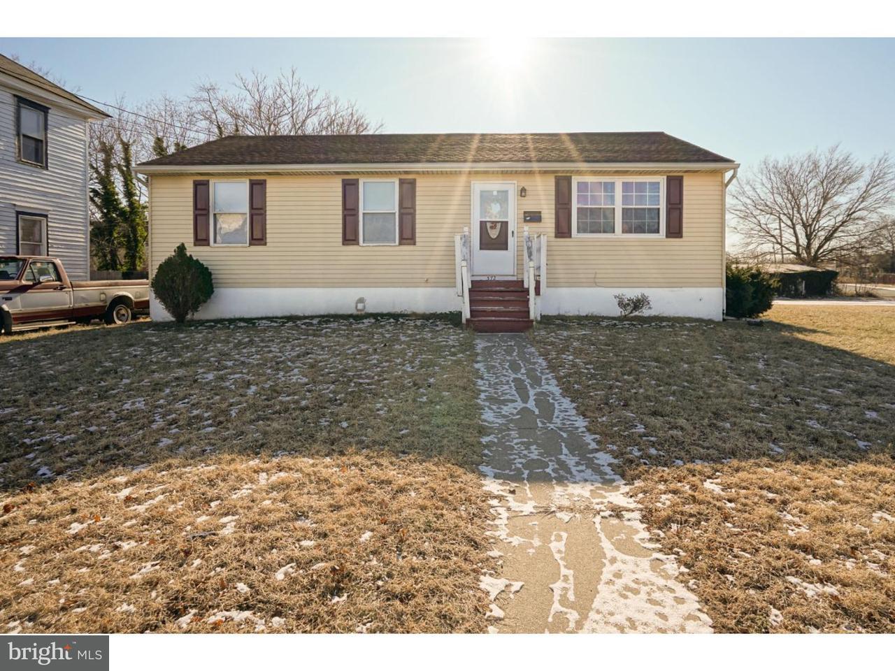 独户住宅 为 出租 在 372 W WASHINGTON Street Paulsboro, 新泽西州 08066 美国