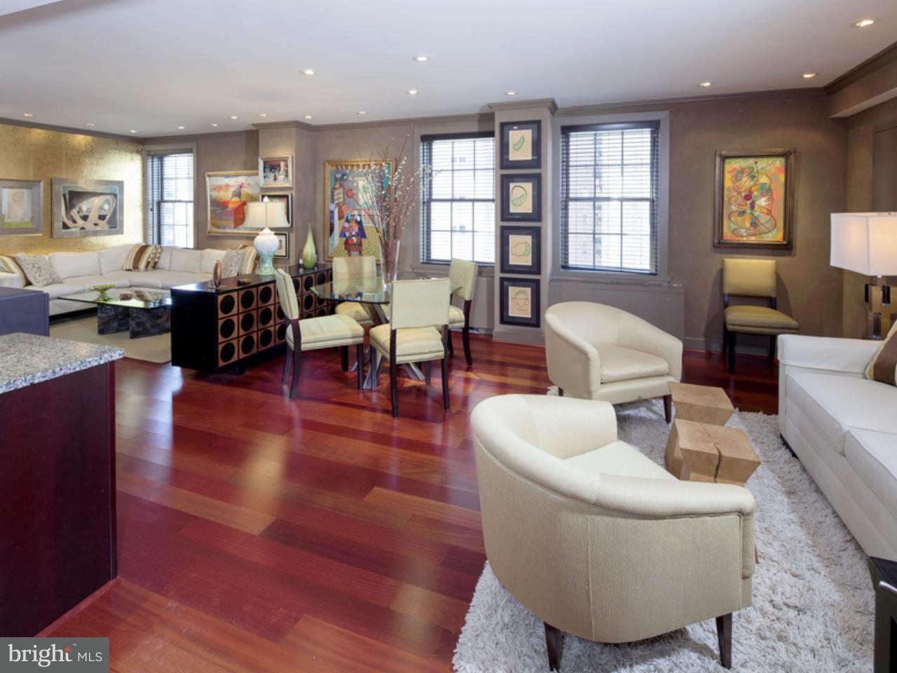 Maison unifamiliale pour l Vente à 219 S 18TH ST #1410 Philadelphia, Pennsylvanie 19103 États-Unis