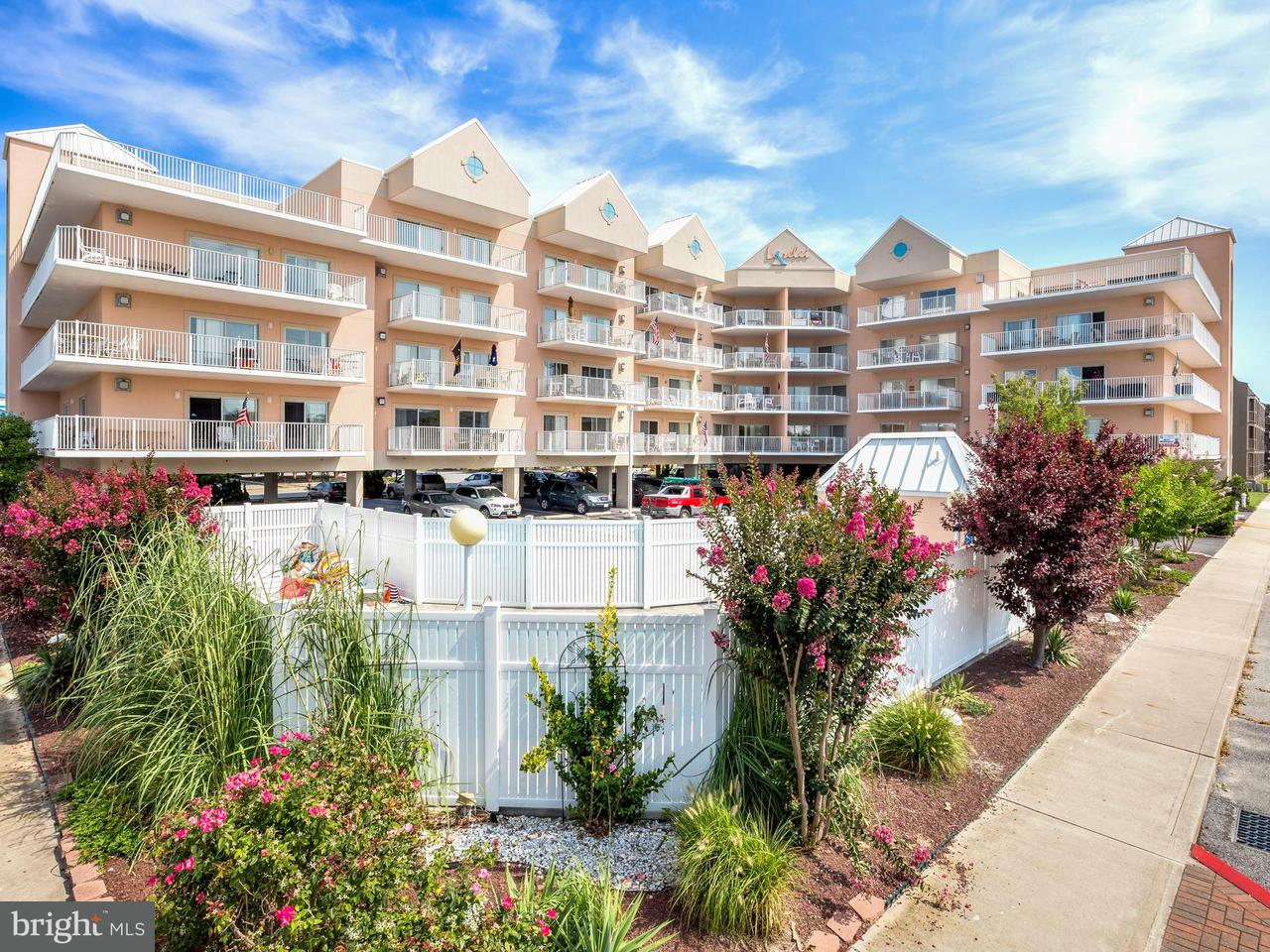 Photo of home for sale at 103 125th Street, Ocean City MD