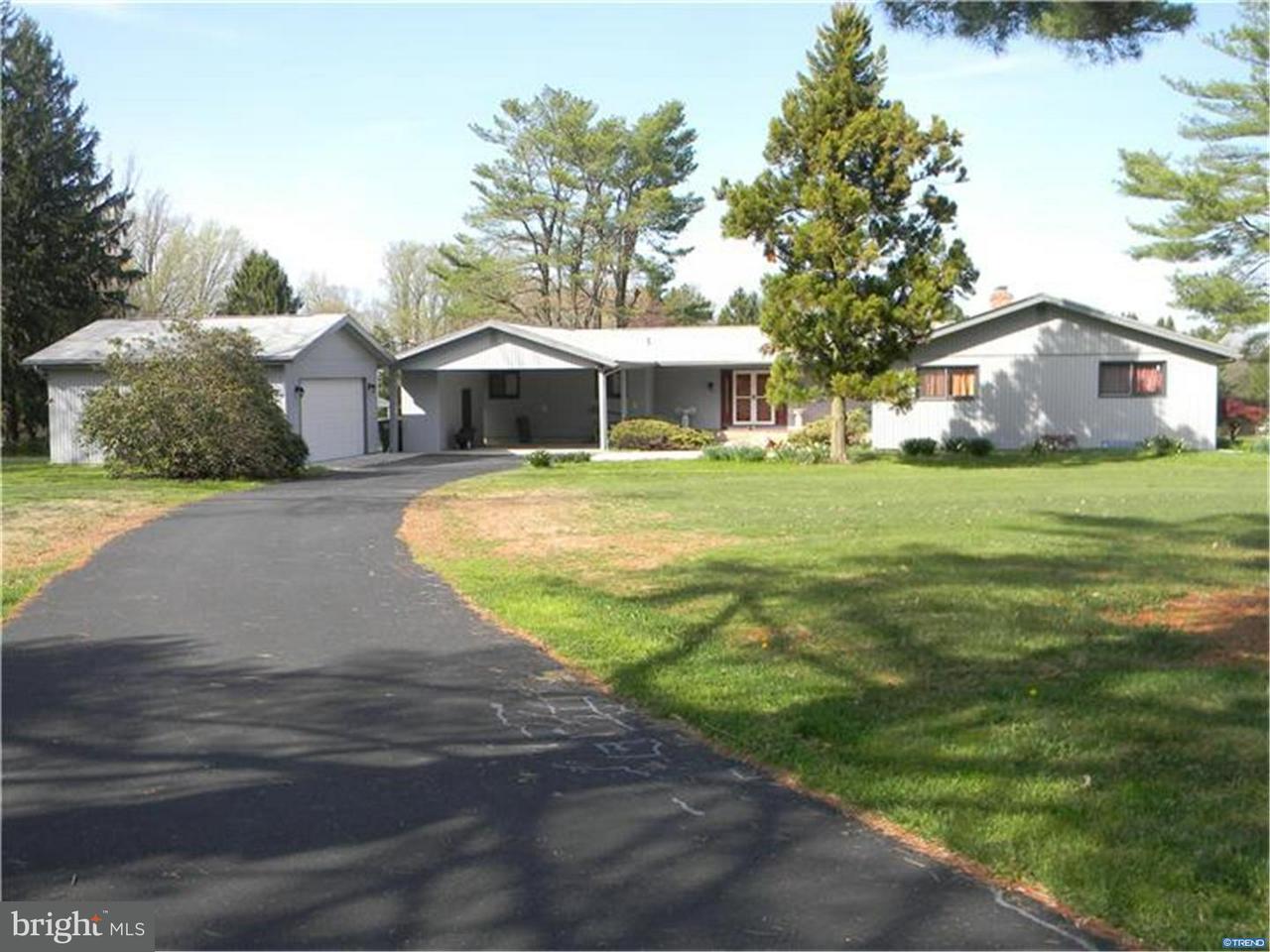 Vivienda unifamiliar por un Venta en 25 N ROSEMONT Circle Elkton, Maryland 21921 Estados Unidos