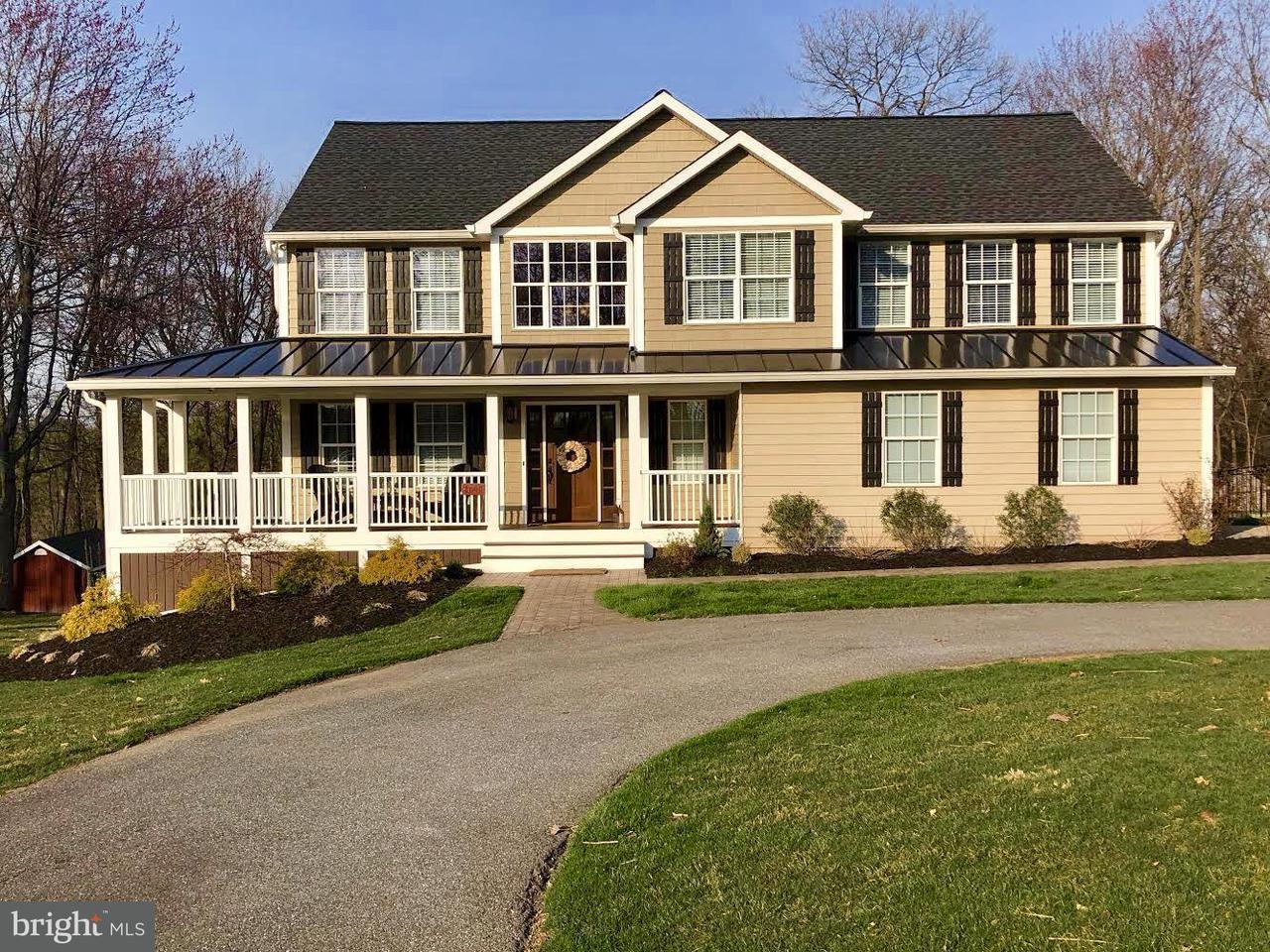 Casa Unifamiliar por un Venta en 4699 Egg Hill Drive 4699 Egg Hill Drive Manchester, Maryland 21102 Estados Unidos