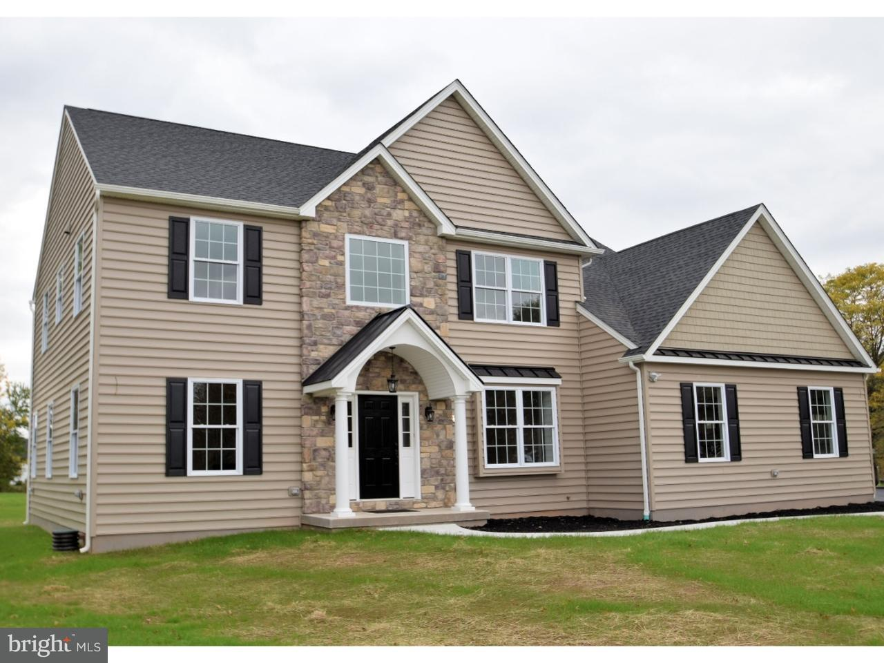 Single Family Home for Sale at 1806 FAIRGROUNDS RD #LOT #2 Hatfield, Pennsylvania 19440 United States