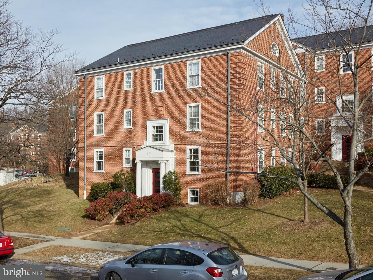 Condominium for Sale at 3891 Porter St NW #a301 Washington, District Of Columbia 20016 United States