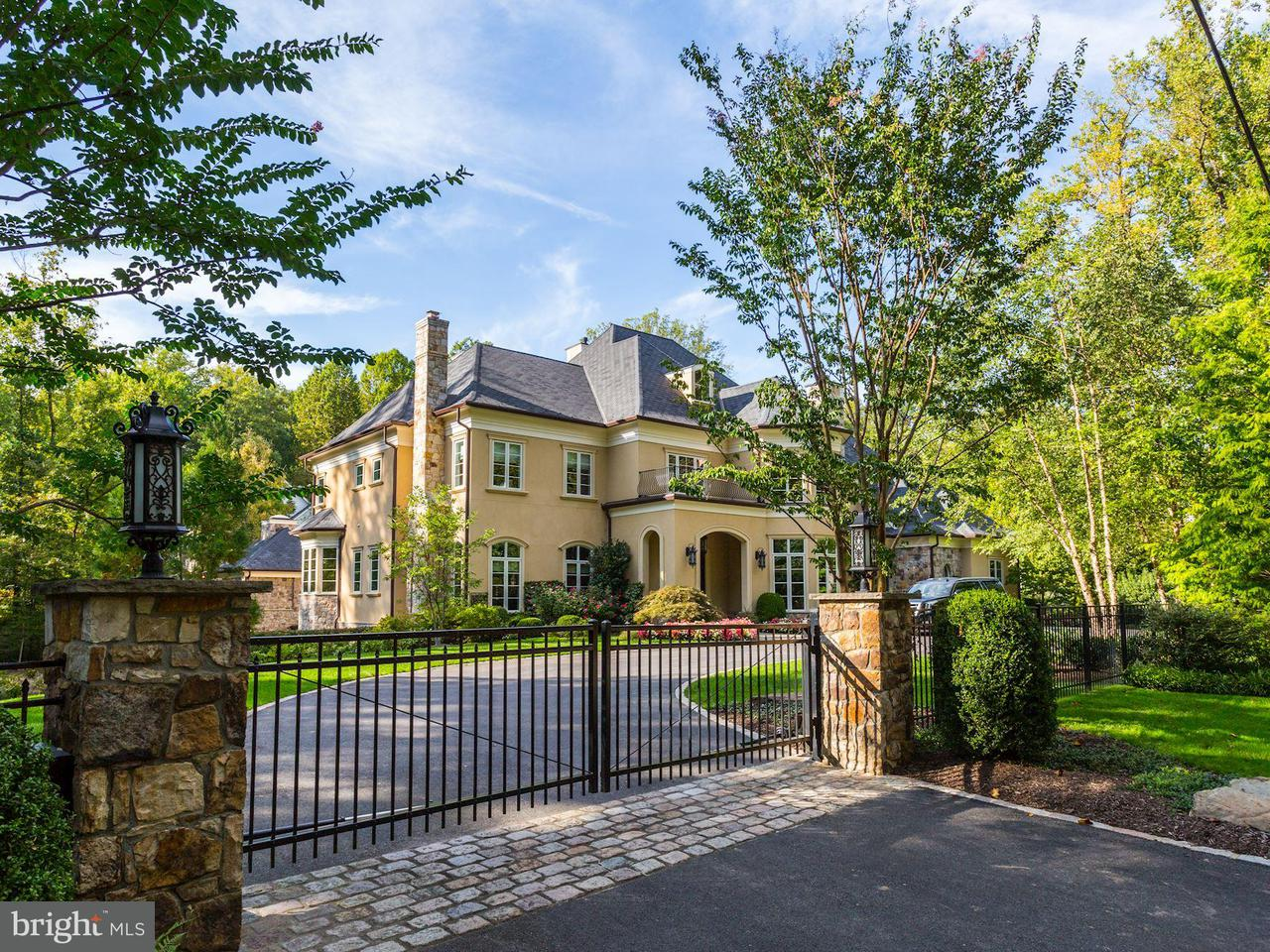 Photo of home for sale at 9000 Burning Tree Road, Bethesda MD