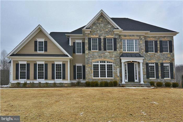 Частный односемейный дом для того Продажа на 12218 Pleasant Springs Court 12218 Pleasant Springs Court Fulton, Мэриленд 20759 Соединенные Штаты