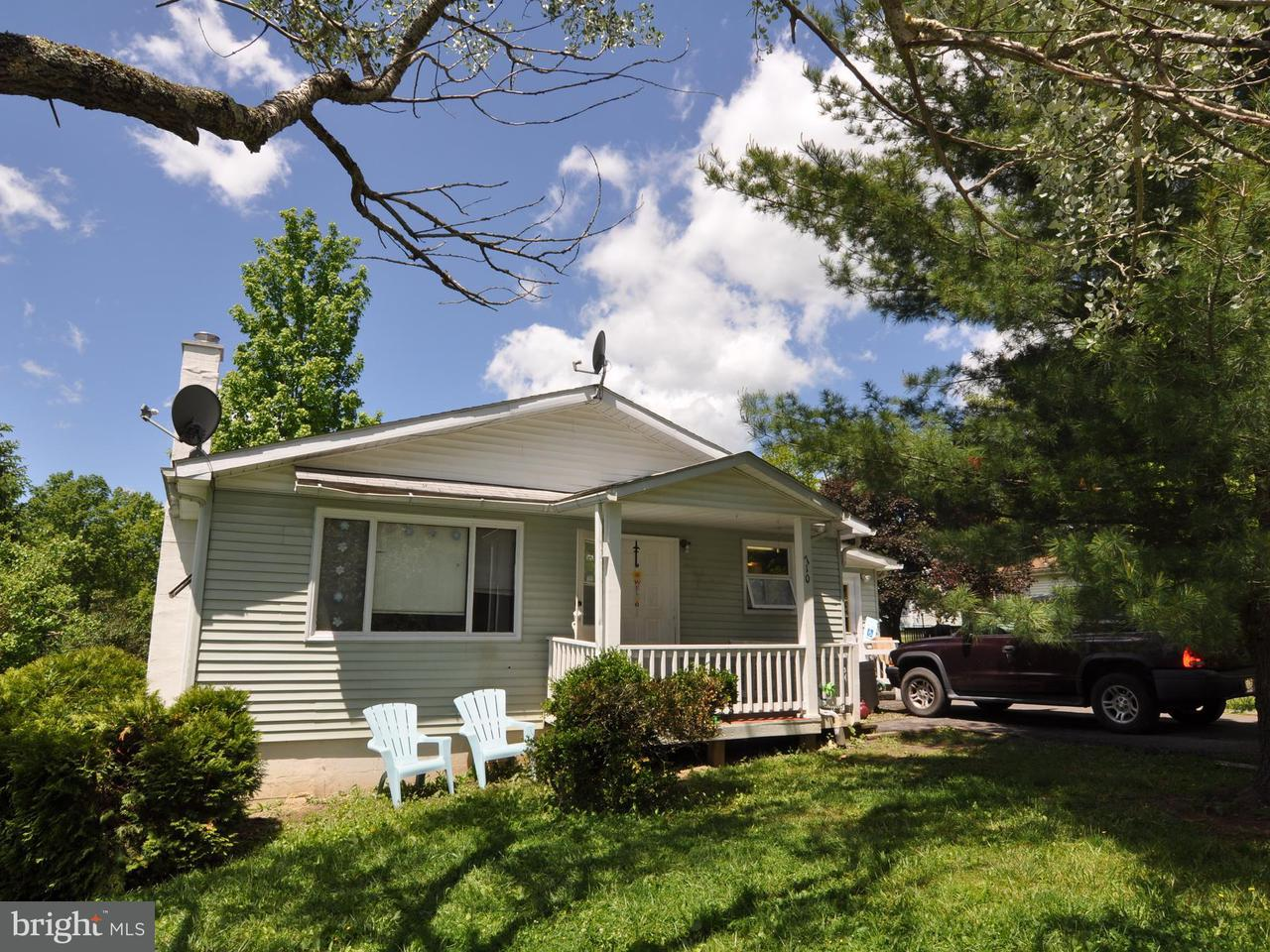 Single Family for Sale at 710 N St Mountain Lake Park, Maryland 21550 United States