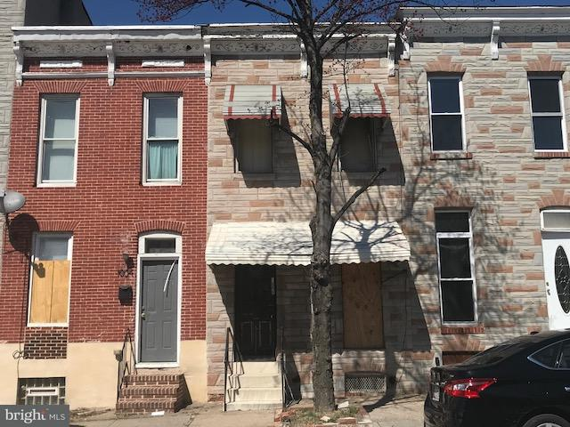 Single Family for Sale at 1006 Biddle St Baltimore, Maryland 21202 United States