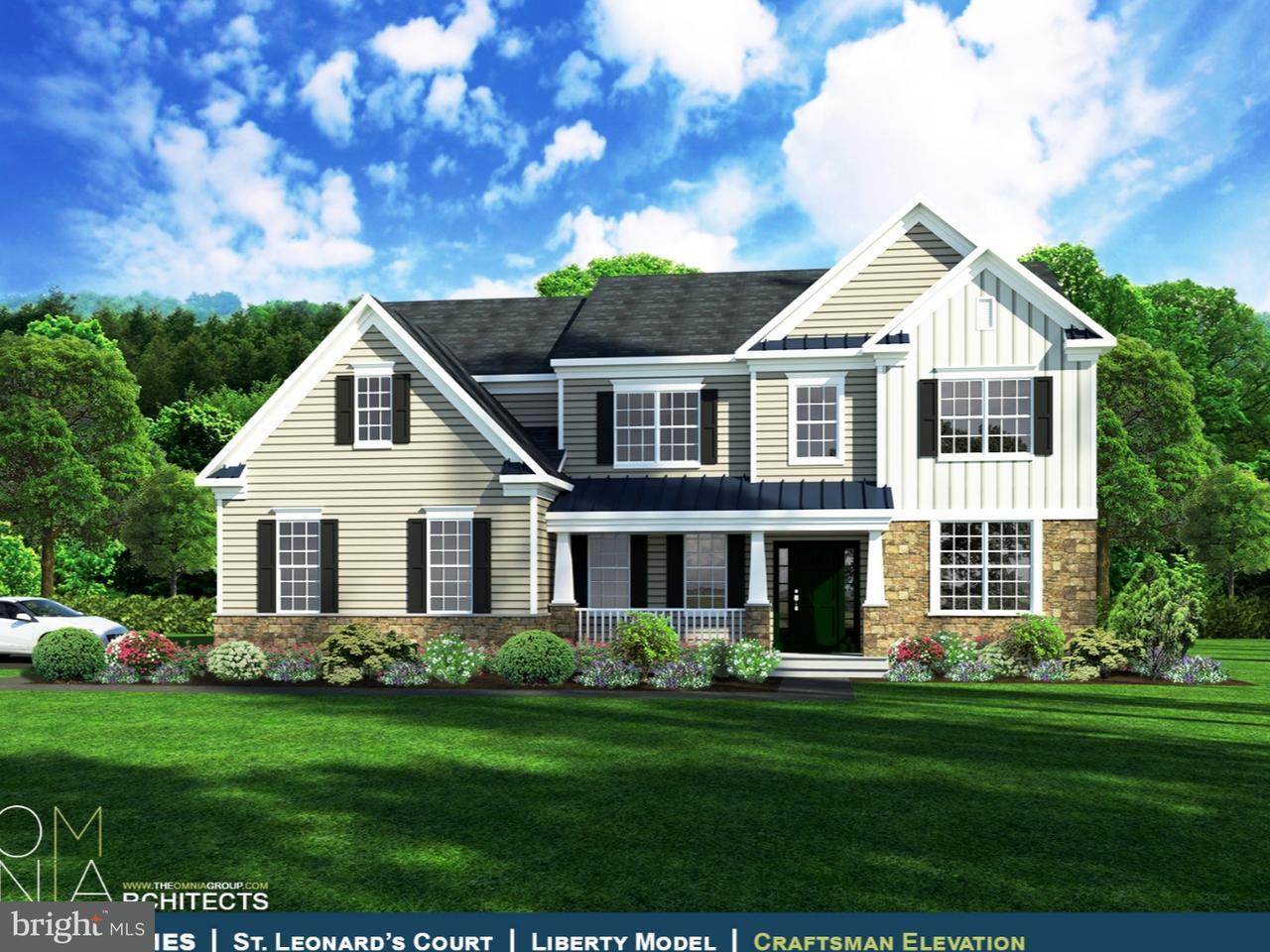 独户住宅 为 销售 在 4 QUINN CR 霍兰德, 宾夕法尼亚州 18966 美国