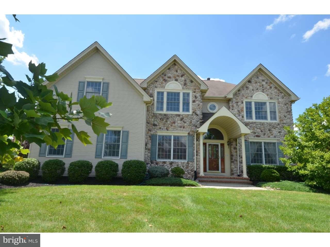 Casa Unifamiliar por un Alquiler en 7 CLYDESDALE Court Plainsboro, Nueva Jersey 08536 Estados UnidosEn/Alrededor: Plainsboro Township
