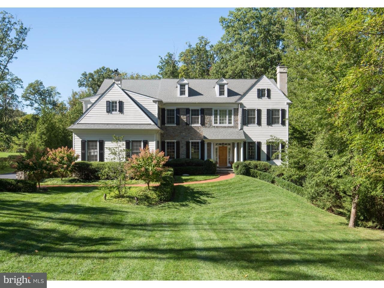 Casa Unifamiliar por un Venta en 1633 MAPLE Avenue Paoli, Pennsylvania 19301 Estados Unidos