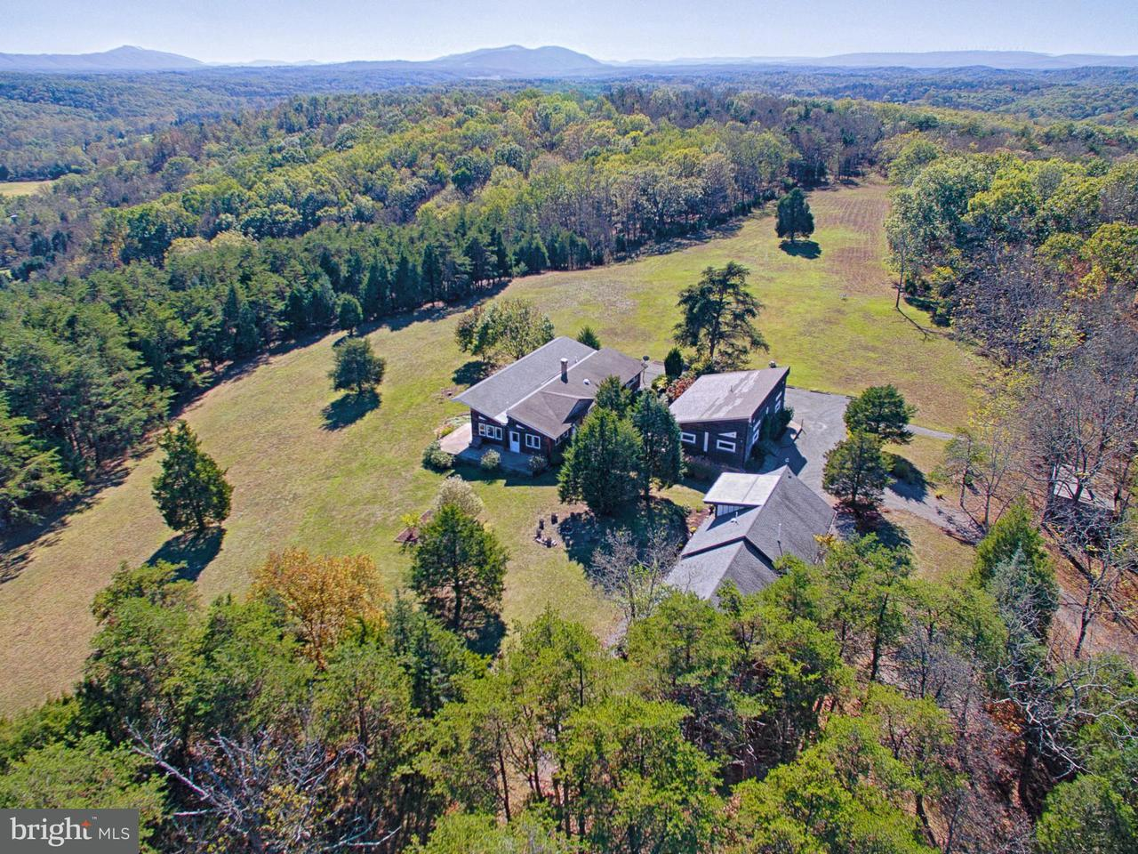 Farm for Sale at 108 Patterson Creek Rd Burlington, West Virginia 26710 United States