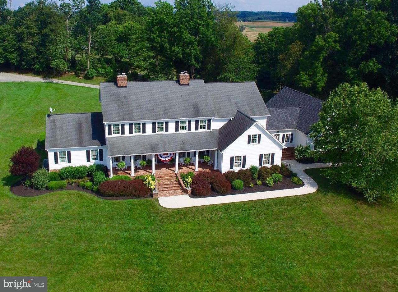 Granja por un Venta en 4611 Fawn Grove Road 4611 Fawn Grove Road Pylesville, Maryland 21132 Estados Unidos