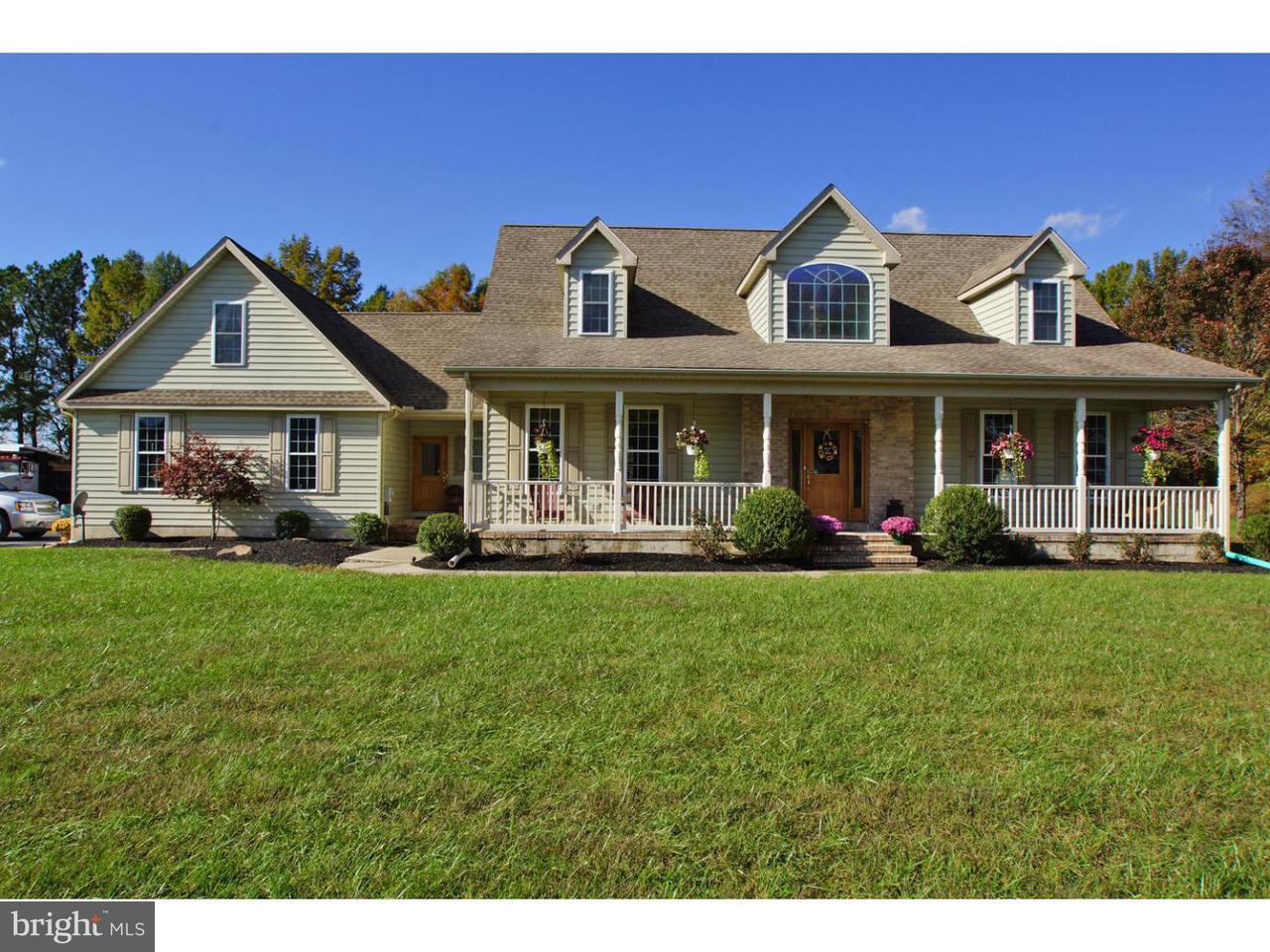 Casa para uma família para Venda às 9403 WILLOW GROVE Road Wyoming, Delaware 19934 Estados Unidos