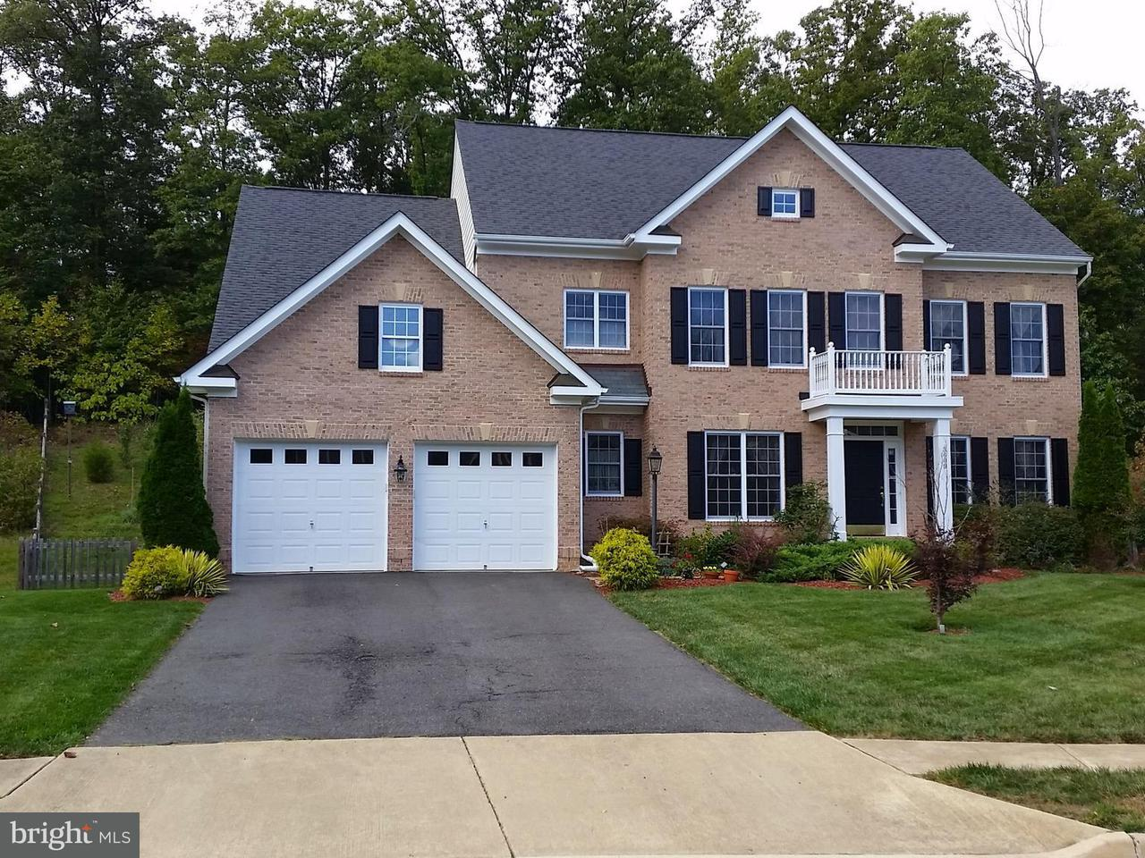 Other Residential for Rent at 3609 Stonewall Manor Dr Triangle, Virginia 22172 United States